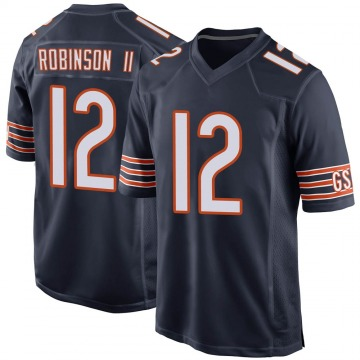 Youth Chicago Bears Allen Robinson Navy Game Team Color Jersey By Nike
