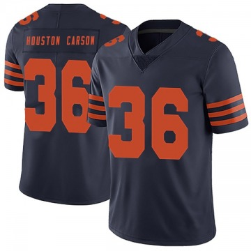 Youth Chicago Bears DeAndre Houston-Carson Navy Blue Limited Alternate Vapor Untouchable Jersey By Nike