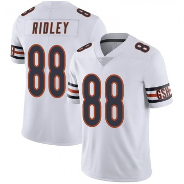 Youth Chicago Bears Riley Ridley White Limited Vapor Untouchable Jersey By Nike
